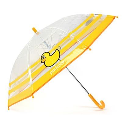 팬콧 팝덕마린 53 비닐 장우산 자동 7세이상 아동우산