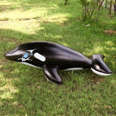 160cm 돌고래 튜브 물놀이용품 물놀이튜브