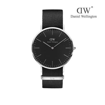 Classic Man Cornwall 남녀공용시계(나토밴드)_DW00100149
