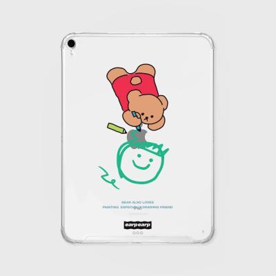 Doodle bear(아이패드-투명)
