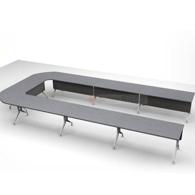 퍼시스 FRX 15인용 조합형 사무실 회의 테이블 CAR08M