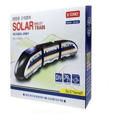 태양광 프라모델 (고속열차)