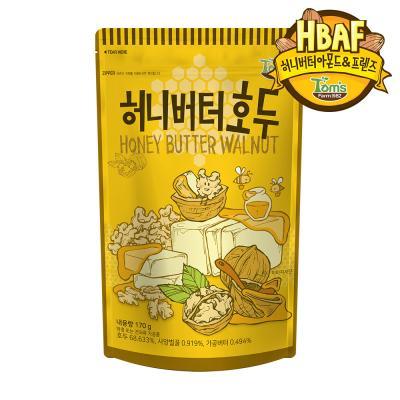 [길림양행] 허니버터 호두 170g