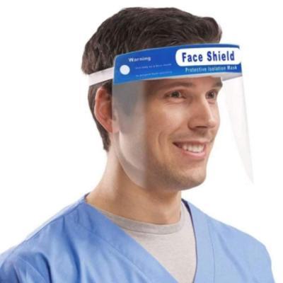 페이스쉴드 투명마스크 안면보호 얼굴 가림막 가리개