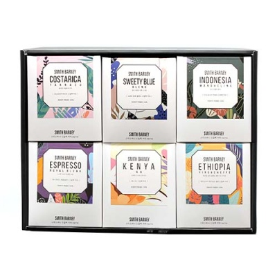 [스미스바니] 드립백 커피 6종세트 - 원두선택