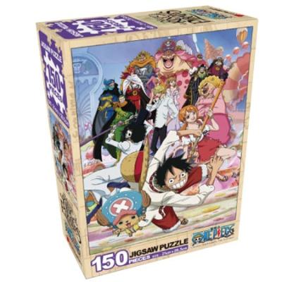 원피스 퍼즐 치밀한계획 150 피스 직소퍼즐