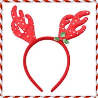 크리스마스 머리띠 모음 파티용품 X-MAS 소품(스타)