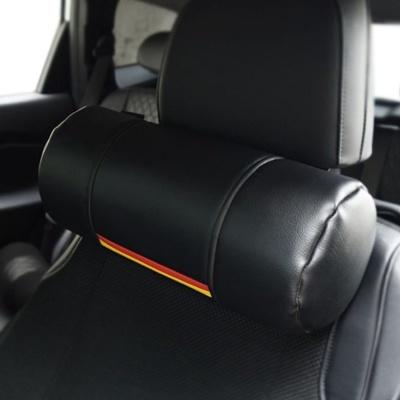 차량용 목쿠션 원형 자동차 목베개 목받침 용품