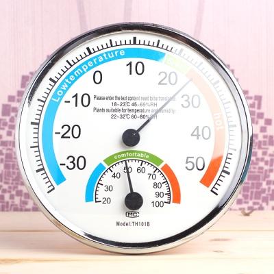 고급 정밀 온도 습도계(13cm)
