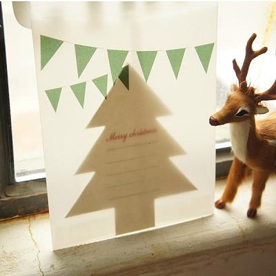 CHRISTMAS CARD _tree