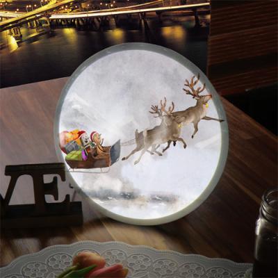 nd511-LED액자25R_행복한크리스마스_LED사인
