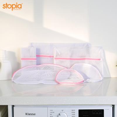 원형 세탁망