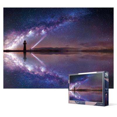 500피스 직소퍼즐 - 은하수를 비추는 빛
