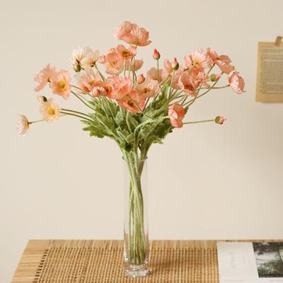 프리미엄 양귀비조화 가지 [10color]