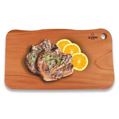Kitchen SVEN 마호가니 사각 우드도마 CH1650902