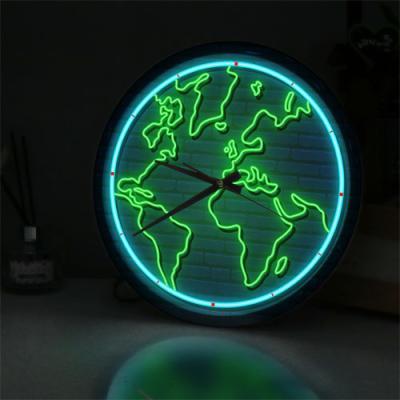 ng550-LED시계액자35R_빛나는지구