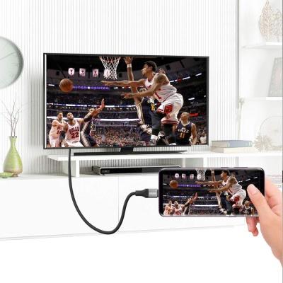 드로우 C타입 to HDMI 미러링 케이블 UHD 4K