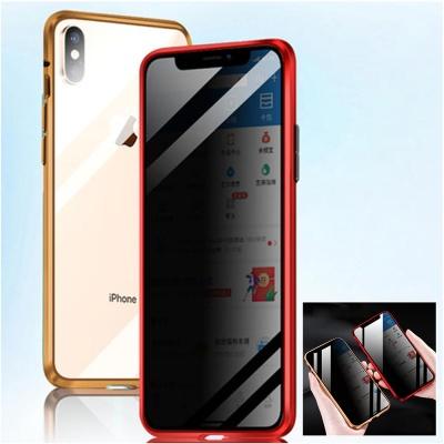 아이폰11 프로 맥스 XR XS 사생활보호 풀커버 케이스