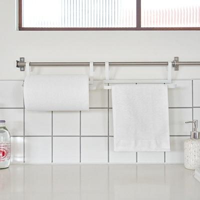 키친타올 걸이 / 주방걸이 가로형 (RM 280001)