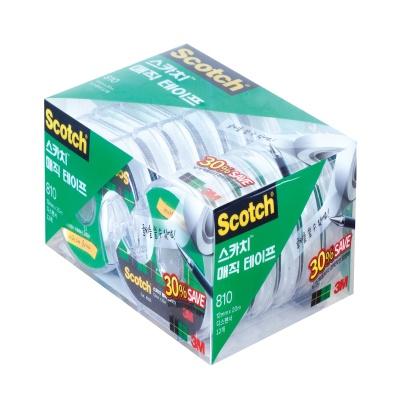 3M 스카치™ 매직테이프 디스펜서 810D-12(12X20)