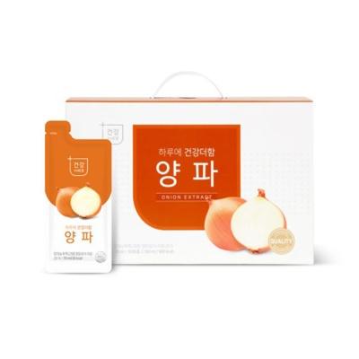 함소아 건강더함 건강즙 양파