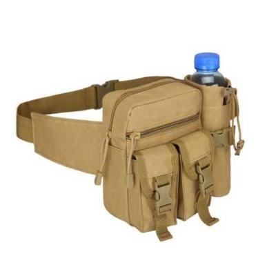멀티 다용도 포켓 힙색 가방 파우치 백 색상 브라운
