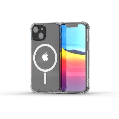 아이폰 13 mini 아이스핏 매그 맥세이프 투명 케이스