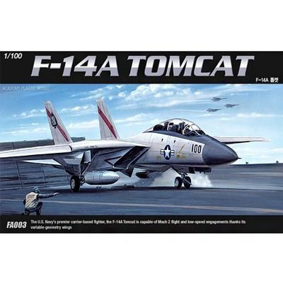 1/100 F-14A 톰켓 (12705)