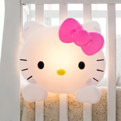 헬로키티 LED 키즈 벽등 (밝기조절가능/USB전원/충전식)