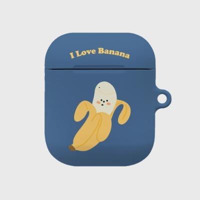 sweet banana 에어팟 하드케이스