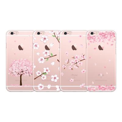 9C9C 벚꽃나무 클리어케이스_LG시리즈