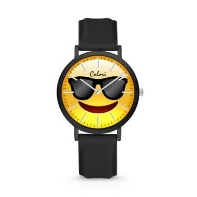 NEW 컬러리 해피스마일 어린이시계  키즈시계
