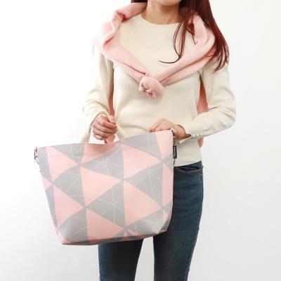 [플루토나인] 트라이베카 숄더백 기저귀가방