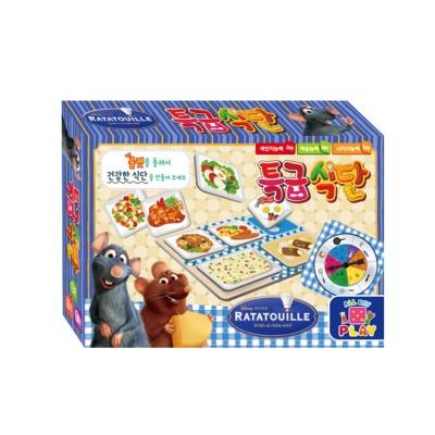 라따뚜이 영양만점 특급식단 만들기 보드게임 C20-006