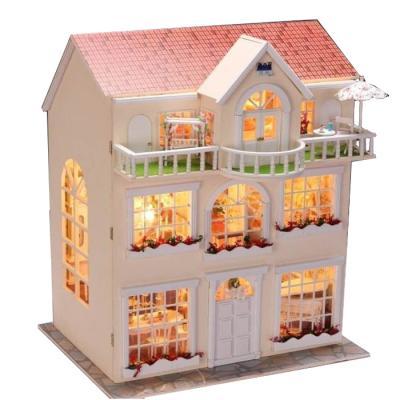 [adico]DIY미니어처 풀하우스 - 럭셔리 저택