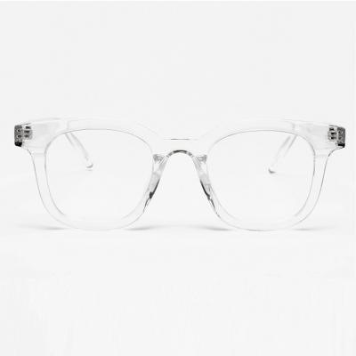 shine 투명 크리스탈 뿔테 안경 뿔테 패션안경 안경테