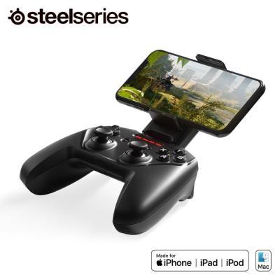 공식 정품 스틸시리즈 Nimbus+ 애플 MFI 무선 패드