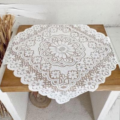 레이스 테이블보 소 식탁보 식탁매트 테이블러너