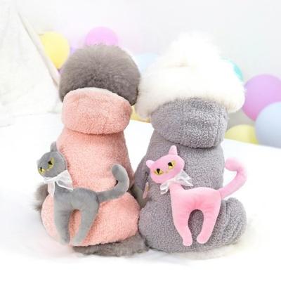 [봉봉펫닷컴] 러블리캣 포인트 옷