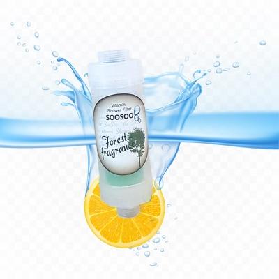 수수 비타민 샤워필터 녹물제거 잔류염소제거필터