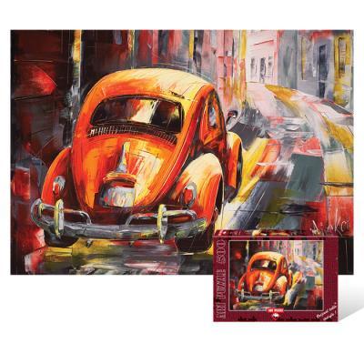 500피스 직소퍼즐 - 버그 자동차