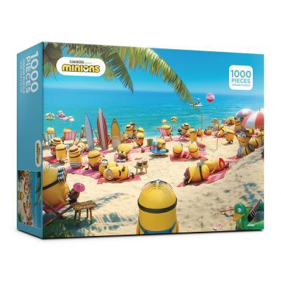 1000피스 미니언즈 여름 휴가 직소퍼즐 AL3306