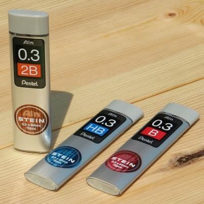 [Pentel] 0.3mm 샤프심-일본 펜텔 AIN STEIN C273