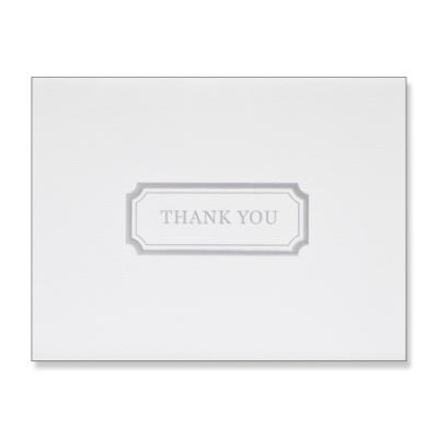홀마크 감사 카드(SILVER4)-KED2134