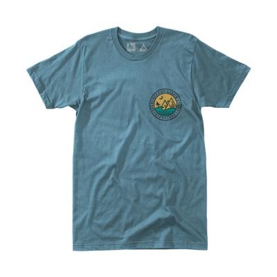 [히피트리] Southpoint Tee - Blue