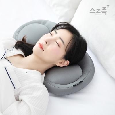 스르륵 꿀잠 수면 베개