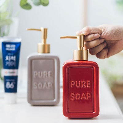 Pure Soap 퓨어 솝 디스펜서