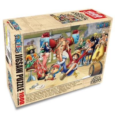 원피스 퍼즐 파티타임 1000 피스 직소퍼즐