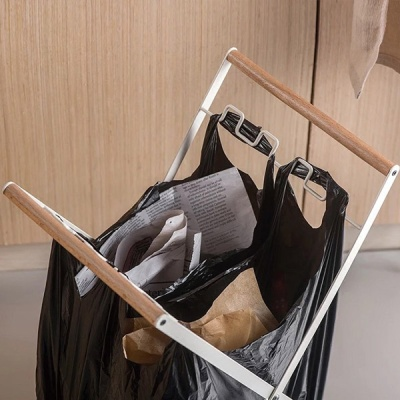가정용 인테리어 다용도 종량제 재활용 쓰레기렉
