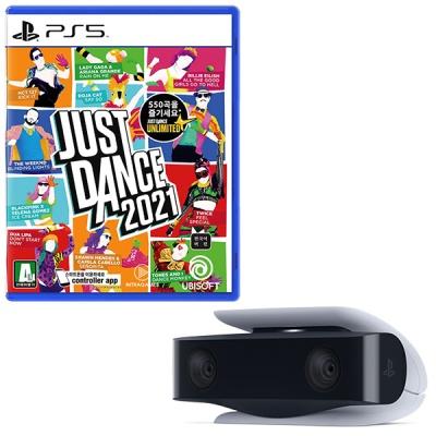 PS5 저스트댄스 2021 한글판 (카메라포함)